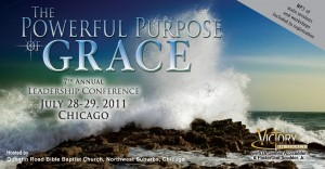 2011 Grace Conference brochure cover
