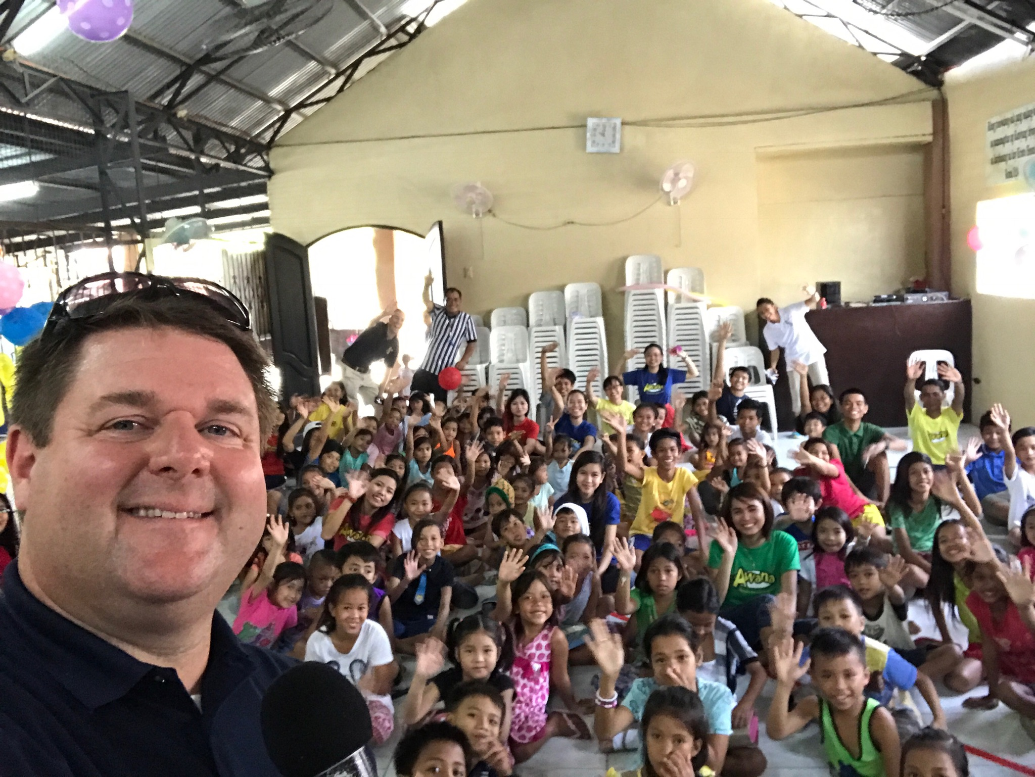 Pastor Scudder in the Philippines